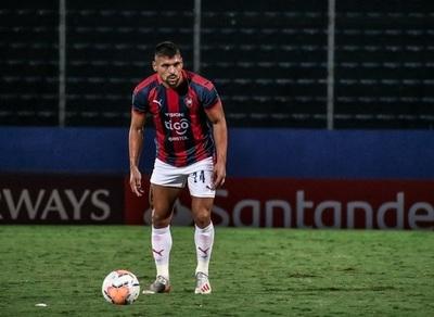 Juan Patiño extiende su vínculo con Cerro Porteño