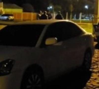 Millonario asalto en Alto Paraná