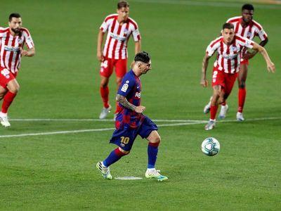 Messi alcanza los 700 goles oficiales