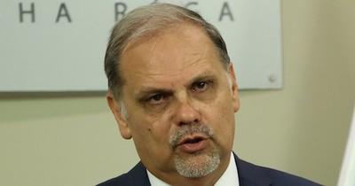 Ministro tuvo contacto con otras autoridades tras viaje a Roque González