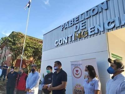"""Construirán PABELLON de CONTINGENCIA en CDE, y lo que edificio a """"PRECIO de ORO"""" Prieto..?"""