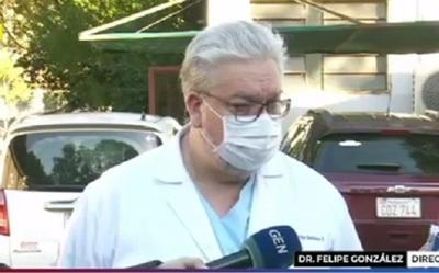 Paciente fallecida llegó tarde, afirma director de INERAM