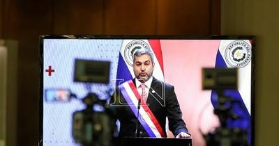 """""""Faltó mucho"""", según el presidente de Diputados respecto al informe del Ejecutivo"""