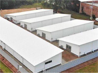 Realizan mejoras en el Hospital Regional de IPS Encarnación