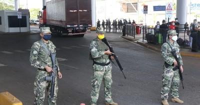 Foz de Yguazú retrocede a fase uno de la cuarentena