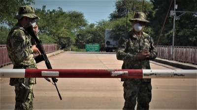 Dos bolivianos que ingresaron ilegalmente al Chaco paraguayo serán expulsados