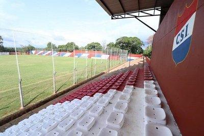 Vuelta al fútbol: Canchas de Intermedia son inspeccionadas