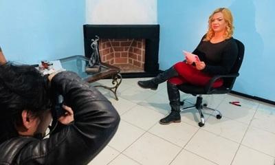 Estrenan primer noticiero trans del Paraguay
