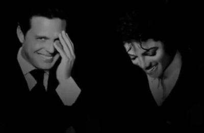 La canción que 'juntó' a Luis Miguel con Michael Jackson