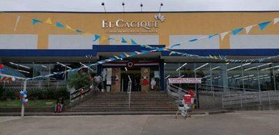 Comercial El Cacique informa sobre dos positivos a Covid-19