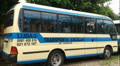 Transportistas escolares anuncian manifestación por falta de respuestas del gobierno