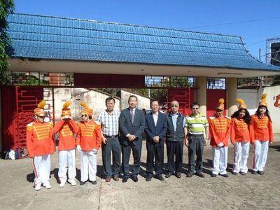 Amparo favorece a alumnos y colegio Chiang Kai Shek debe garantizar clases