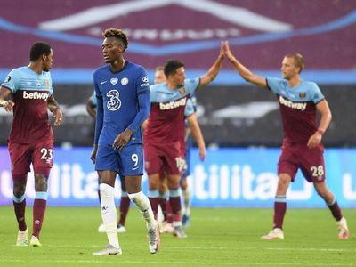 El West Ham de Fabián Balbuena frena al Chelsea