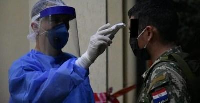 Otro militar dio positivo al COIVD-19 en Ayolas y el personal de apoyo del Ministerio de Salud ya está recuperado