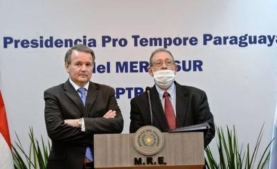 """HOY / Paraguay deja la presidencia pro témpore del Mercosur con """"balance positivo"""""""