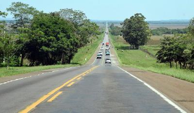 Completan financiación para la duplicación de la ruta 2 entre Asunción y Ciudad del Este.