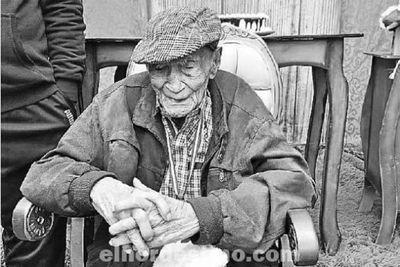 Horqueteño, con dieciséis hijos y uno de los excombatientes más longevos del país, cumplió 109 años de vida en Yby Yaú