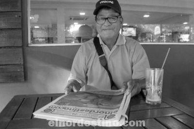 Popular vendedor ambulante de periódicos y binguitos lanza su tercer cedé solista con la ayuda de amigos