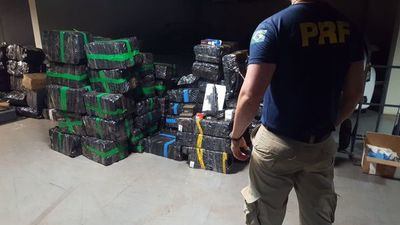 Caen drogas, armas, y anabolizantes en la frontera