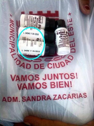 Entregan MEDICAMENTO VENCIDO en dispensario MUNICIPAL