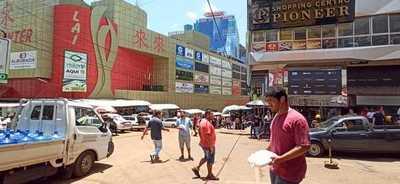 Aumento de COTA no trajo BENEFICIOS al comercio esteño