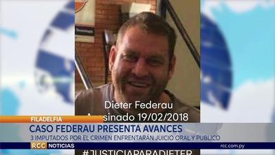 CASO FEDERAU: 3 IMPUTADOS POR EL CRIMEN DEL MECÁNICO ENFRENTARÁN JUICIO ORAL Y PÚBLICO