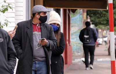 Meteorología anuncia un día frío a fresco en todo el país