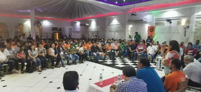 Frente Guasu reafirma su apoyo a Miguel Prieto para su reelección