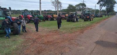 Cañicultores amenazan con sitiar Asunción si no se frena el contrabando de azúcar