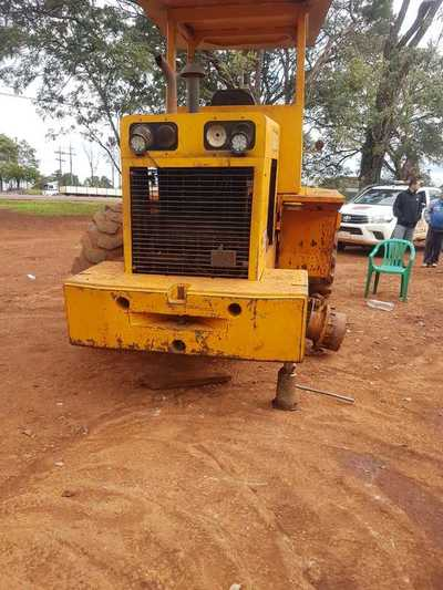 Gomero muere aplastado por un enorme tractor