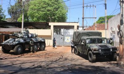 Derivan a Asunción a dos  guardiacárceles con Covid-19 – Diario TNPRESS