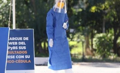 HOY / Covid-19: IPS tiene insumos médicos para aguantar solo por tres semanas más