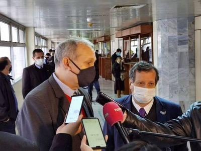Mario Ferreiro acude a su audiencia de imposición de medidas