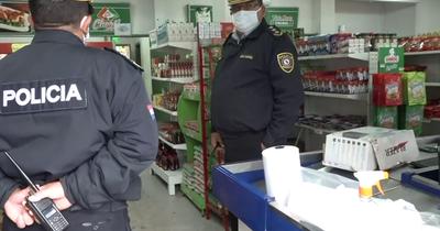 Hieren a tres personas en asalto a distribuidora en San Lorenzo