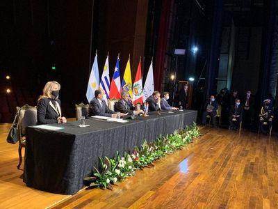 Paraguay deja la presidencia del Mercosur pidiendo el fin de las barreras no arancelarias