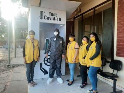 Club de Leones brinda asistencia en el Chaco