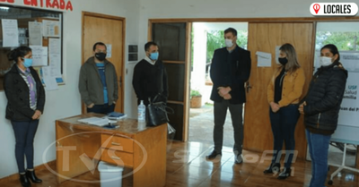 Incorporan un médico en la USF de San Juan del Paraná
