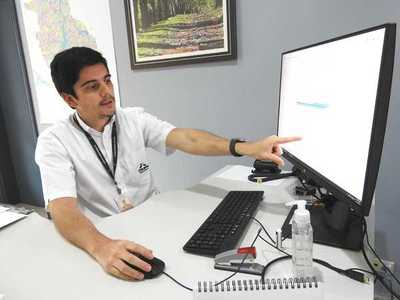 ITAIPU monitorea aumento del nivel hídrico en la zona ESTE