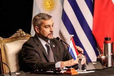 Abdo Benítez entrega Presidencia Pro Tempore del Mercosur