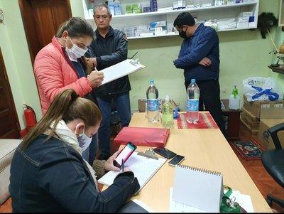 Sospechoso 'regalo' en penal de Tacumbú desembocó en detención de exdirector y un jefe