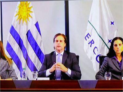 Tras acuerdo con UE, Uruguay insta a establecer otros con EEUU y China