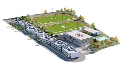 LaLiga construirá centro deportivo de Alto Rendimiento