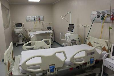 Incorporan ocho camas de terapia para Ciudad del Este