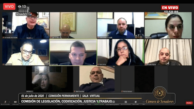 Críticas al discurso de Marito: La oposición tomó el micrófono por casi 3 horas
