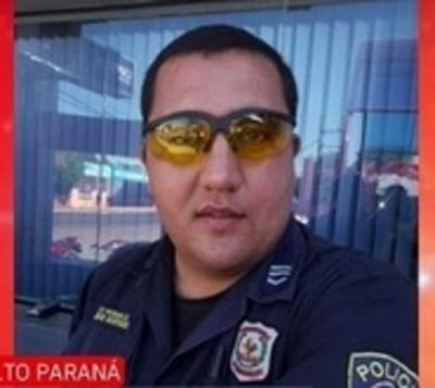 Policía detenido tras millonario asalto en Ciudad del Este