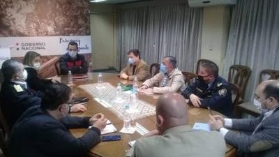HOY / Ministro Acevedo anuncia represión e imputación para cañicultores