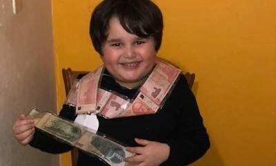 Conocé a Benja, el niño que es tendencia en nuestro país