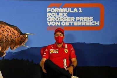 La confesión de Vettel: 'Ferrari nunca me ofreció renovar'