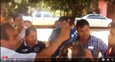 Cuestionan a ELIO CABRAL por hacer campaña con obras de Itaipú