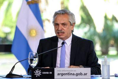 Presidente argentino llama al Mercosur a unirse ante la pandemia